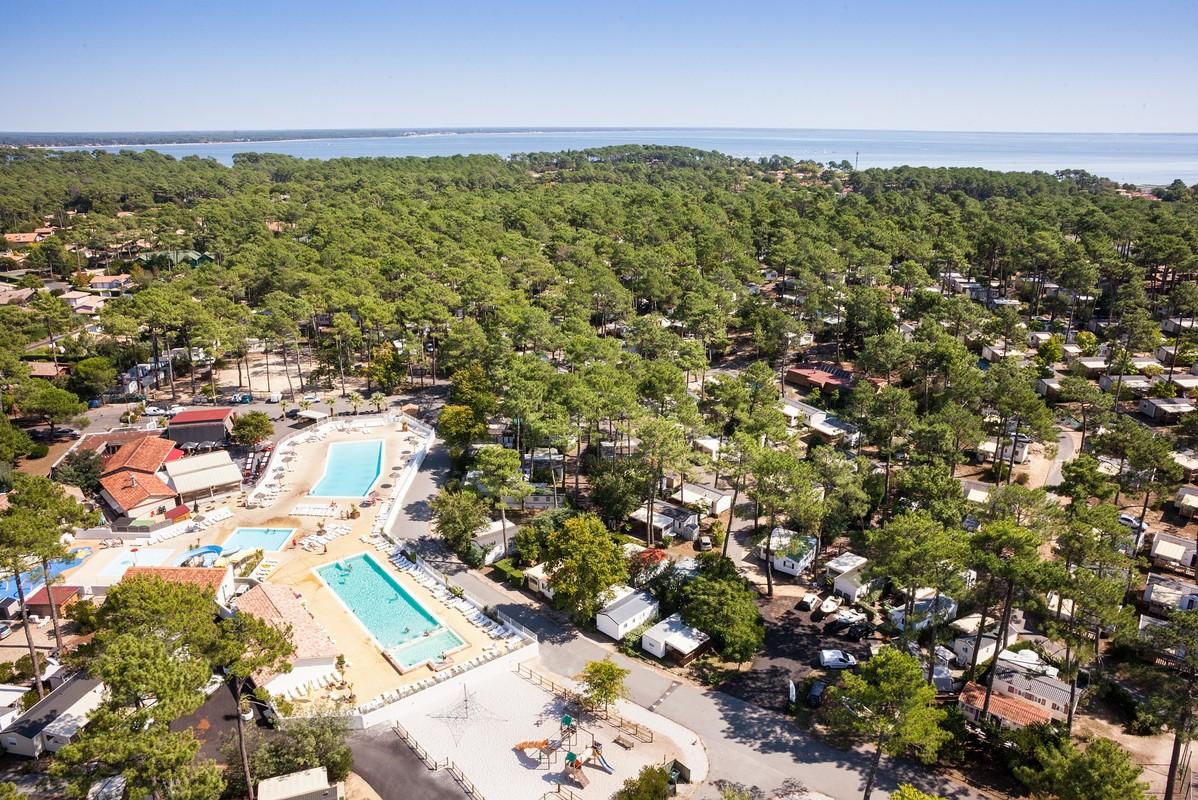Camping Le Rochelongue - Agde (34) - Hérault (Occitanie)